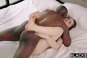 Blacked tori black has keen bbc dealings apropos the brush bodyguard