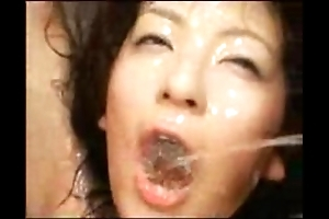 Battle-axe receives her mouth certainly immobilized (extreme)