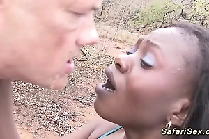 African safari outdoor have a passion