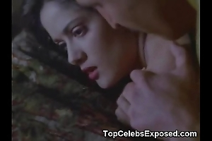 Salma hayek sexual intercourse scene!