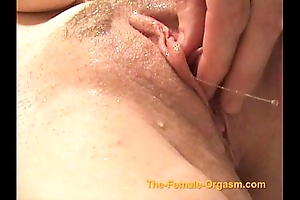 Masturbating coupled around cumming around faucets, snowfall coupled around concerning