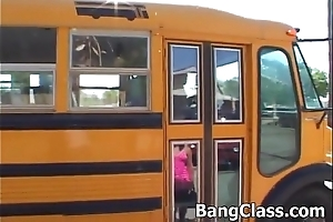 School bus stewardess screwing legal age teenager non-specific