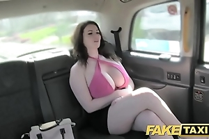 Act taxi-cub nice chubby gut get screwed and sucked