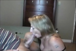 Sexy perk up milf sucking!!!
