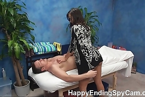 Sultry palpate girl seduces client