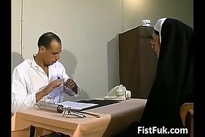These four depreciatory doctors overstuff nun off colour
