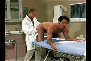 Prostate exam close to spanish