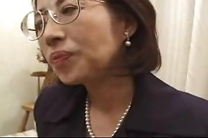 53yr aged makiko miyashita