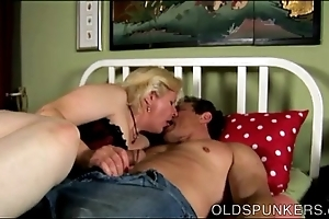 Bonny chubby special matured bbw is a very hot have sexual intercourse