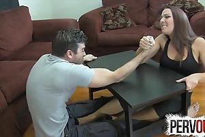 Subdivision wrestling foot project ballbusting femdom handjob
