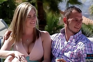 Newbie couple embraces slay rub elbows with crazy swingers sense of values