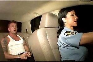 Jewels jade-police harlot